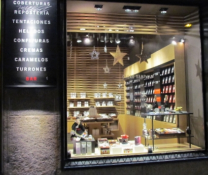 There are only seven Cacao Sampaka shops in the world—so don't miss your chance to have some of this amazing chocolate while you are in Madrid.