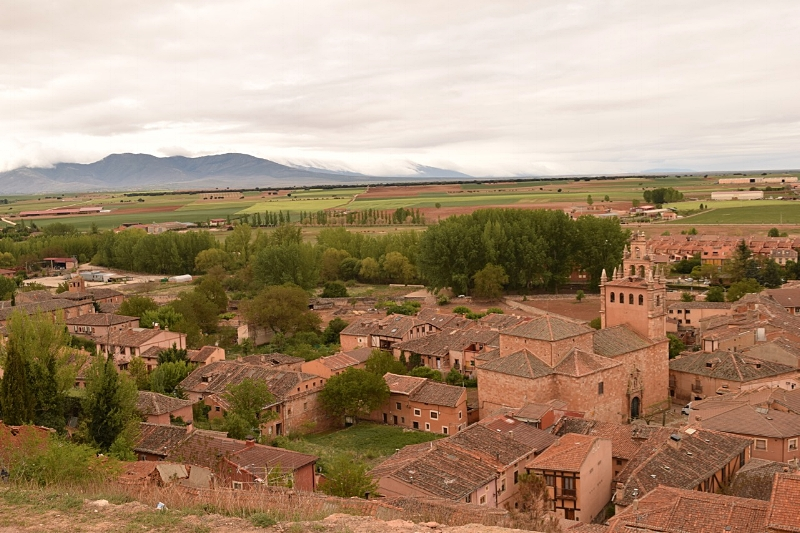 Ayllón is a quaint village to visit