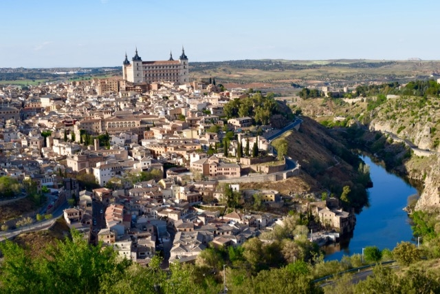 Toledo was the melting pot for the three important cultures in Spain.