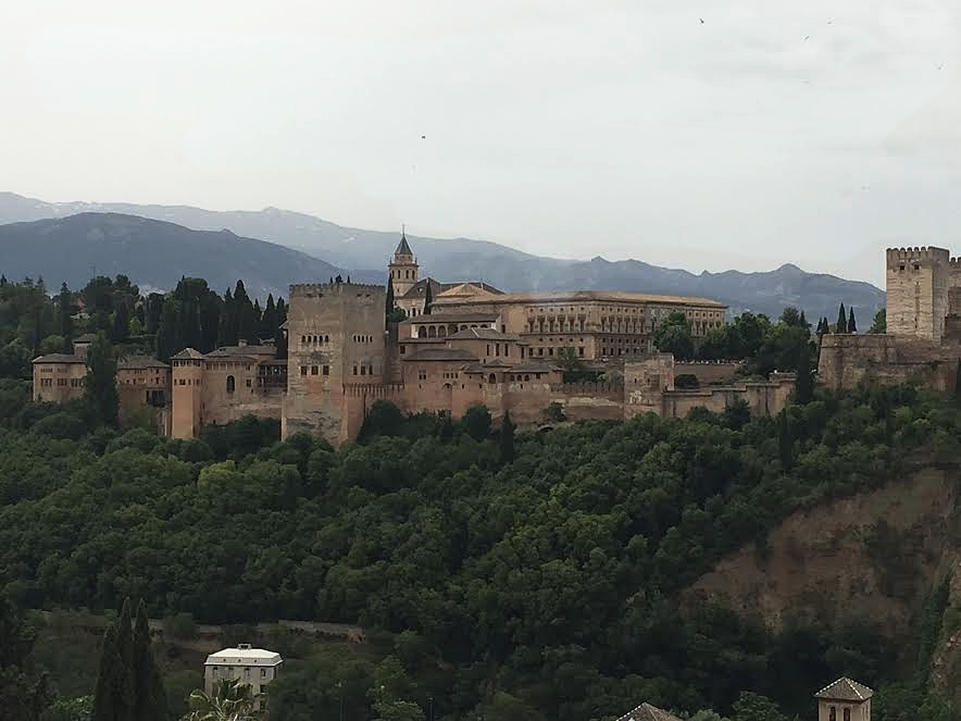 The Alhambra palace has to be experienced—it is so much more than words could ever describe. Sara Knapp photo