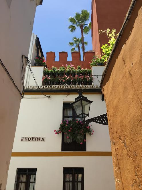 Take time to wander the narrow streets of the cities and villages you visit. Sara Knapp photo