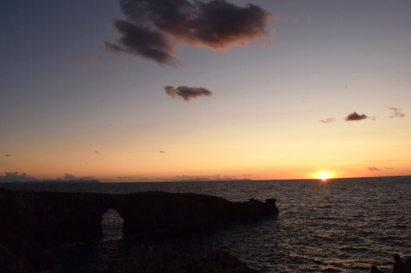Don't miss watching the sunset over the beach while visiting Menorca