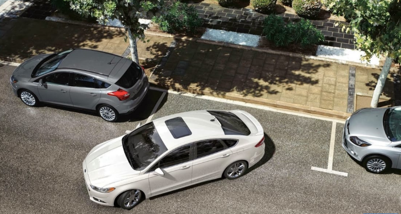 parallel parking in Spain