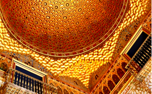Ambassador's hall. Erica Hansen photo