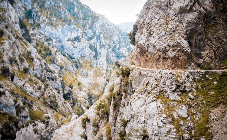 Hiking through the Picos de Europa National park takes you through some of Spain's most spectacular scenery. Photo courtesy JacknJilltravel.com