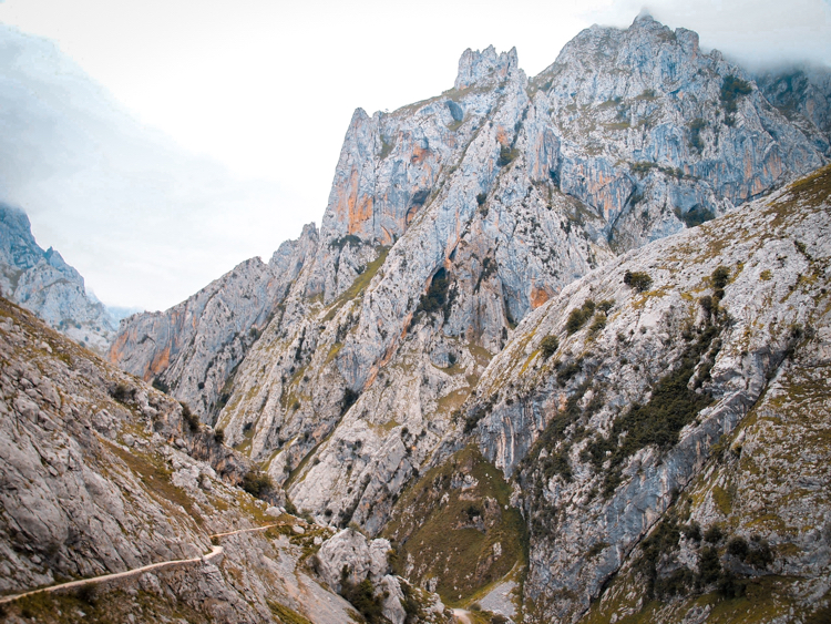 Spain isn't just about white villages and the Mediterranean sea, there are rugged mountains, and green landscapes throughout the north that often get overlooked by tourists.