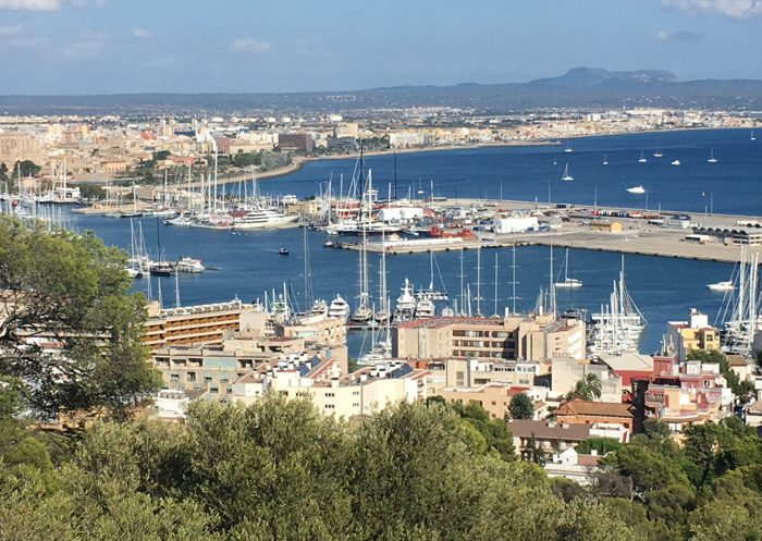 There are still quiet spots to find on Mallorca if that is what you are looking for.