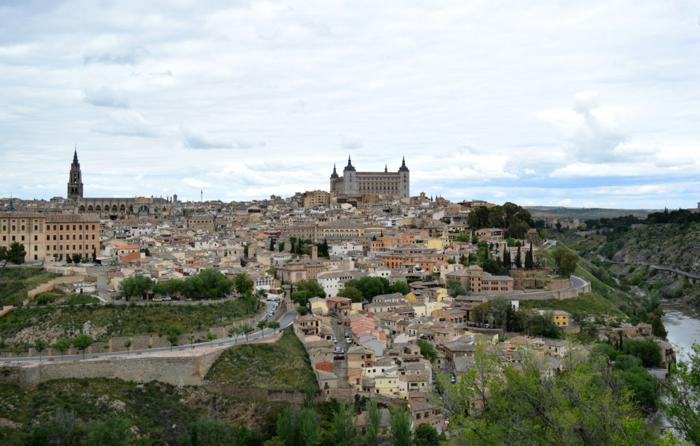 The fairytale city of Toledo is a perfect romantic destination.
