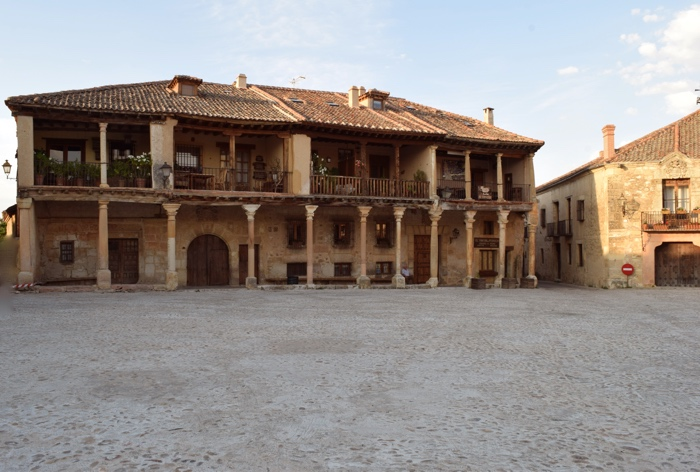 Pedraza exudes history and charm in every stone.