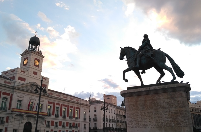 Madrid is an elegant city with stories waiting to be told