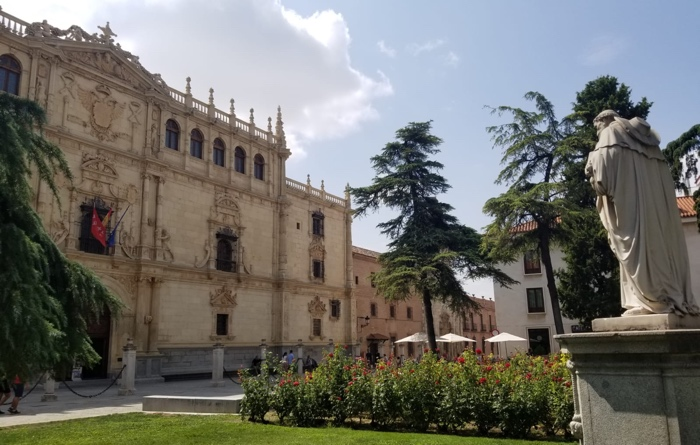Alcala was one of the most important university cities in all of Europe in the 16th century.
