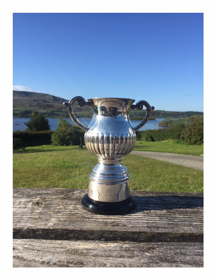 2015 & 2016 winner of the TWFFS Corrib Cup for the most trout caught in a week.