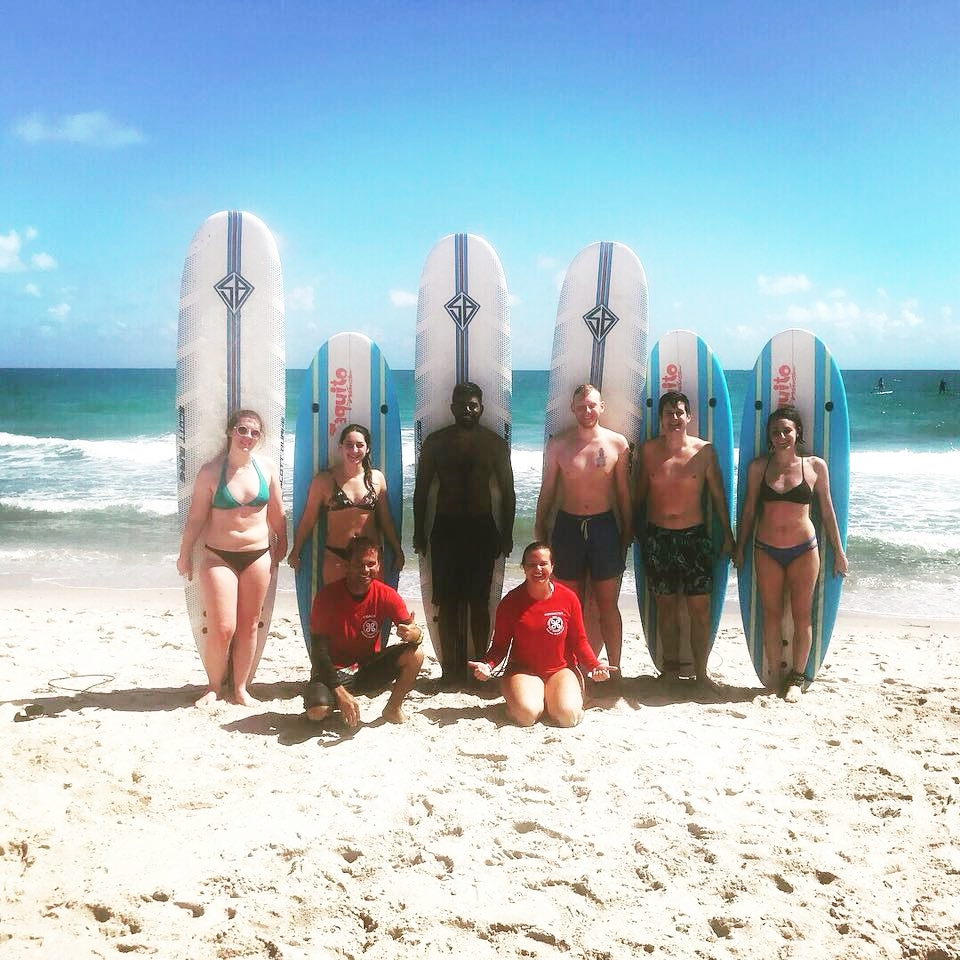 Fully qualified instructors, surf Champions ensure you will surf at your best. When taking private lessons, you will receive the one on one guidance and training that is required to become a skilled surfer.