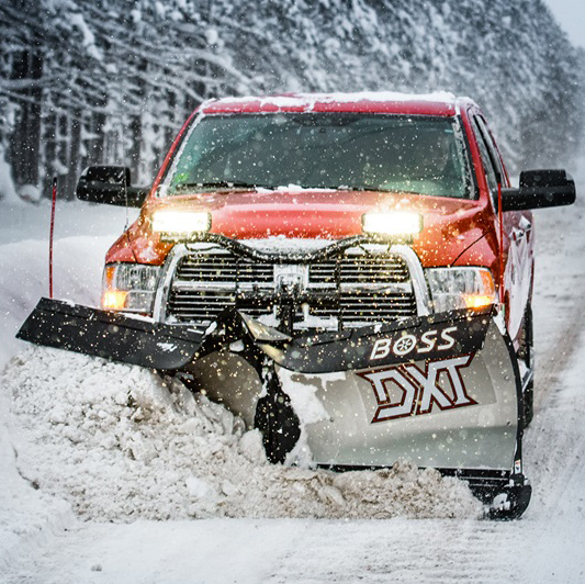 Snowplows and Salt Spreaders - When you need heavy-duty snowplows or reliable salt spreaders, we have the best equipment for the job.