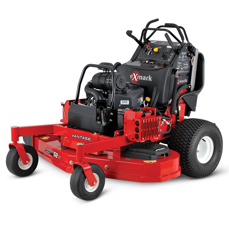 S-Series - Stand-on Maneuverability, Traction and ExMark Quality