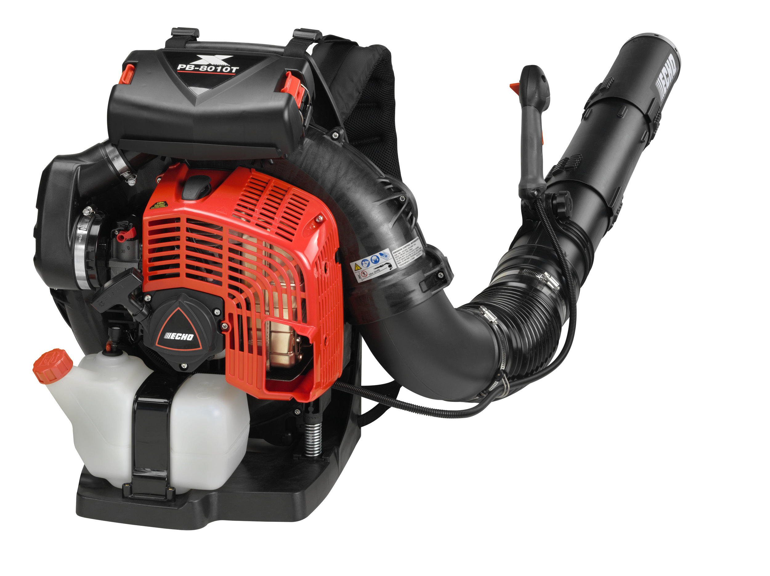 Echo PB-8010 - The industry's most powerful backpack blower!