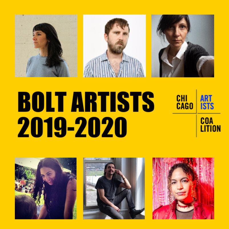 Selected BOLT Resident 2019-2020