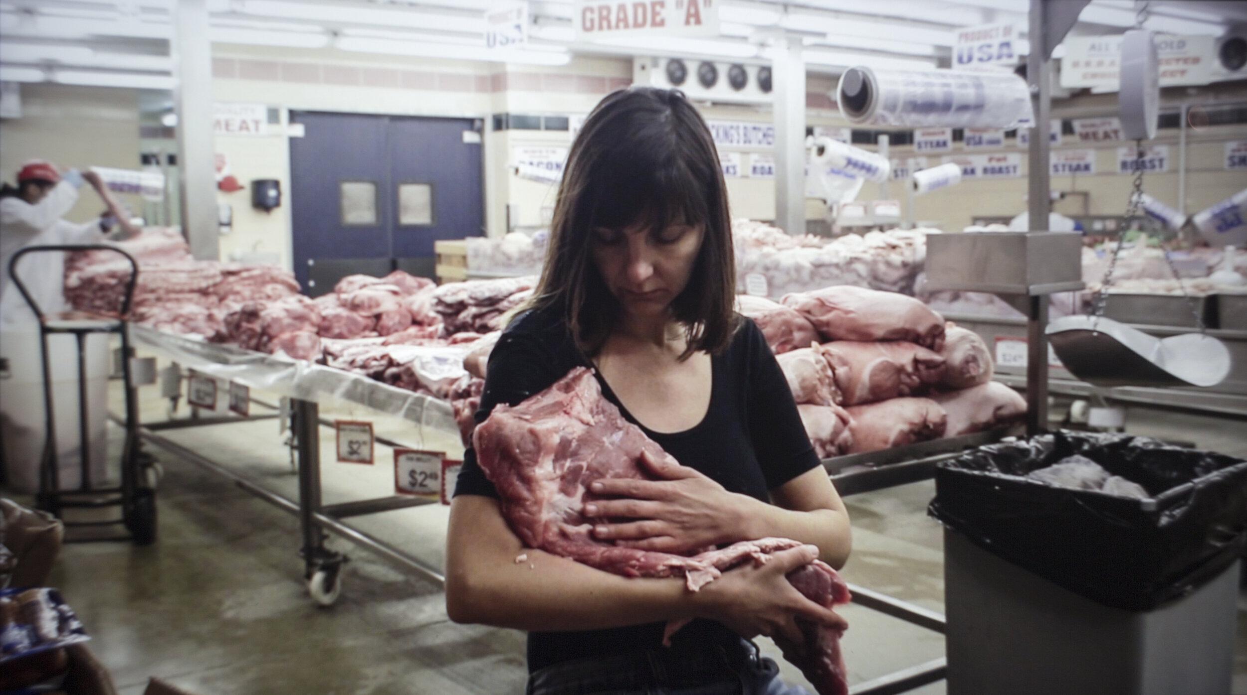 Leticia Bernaus_Not exactly love_Meat.jpg