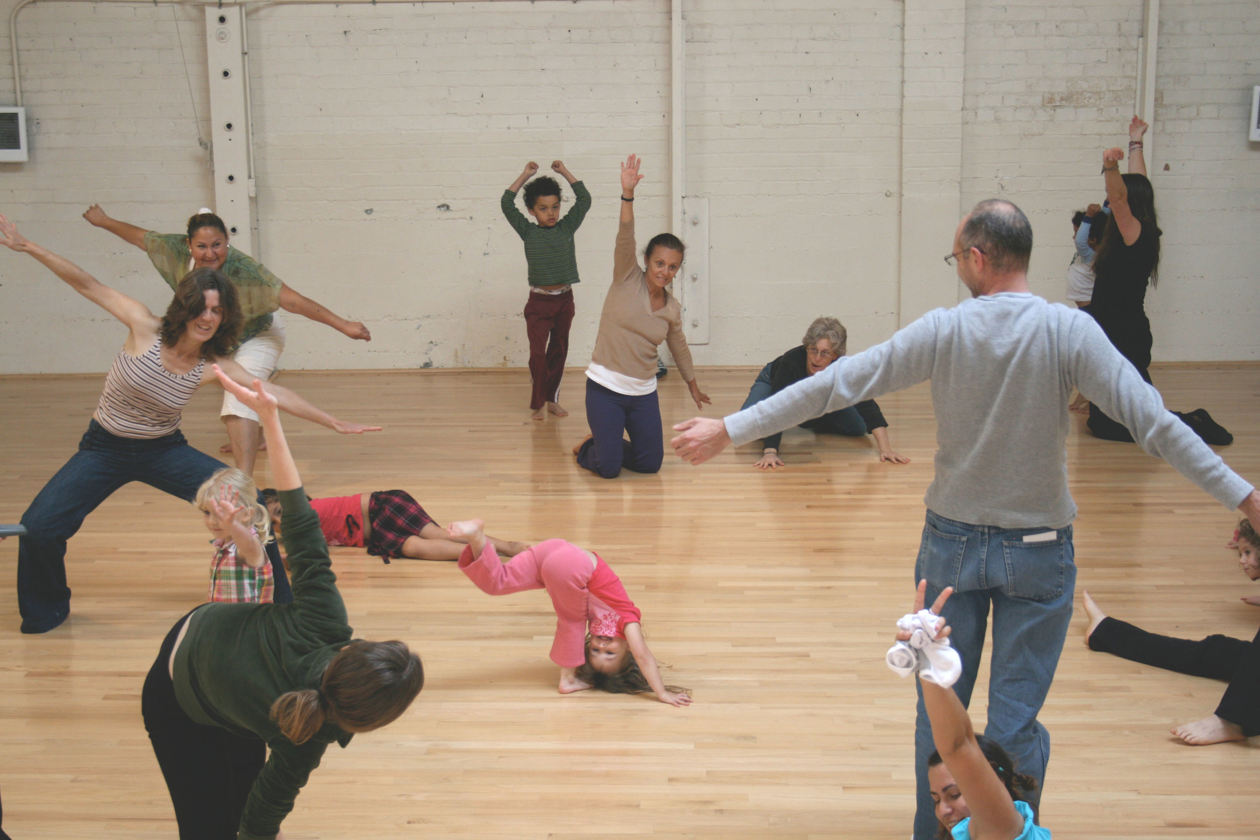Photo courtesy of Luna Dance Institute