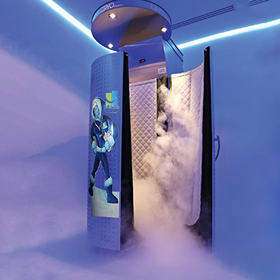 Cryotherapy -