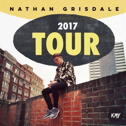 Nathan Grisdale is back on the road in March 2017, with support from RAFFER.