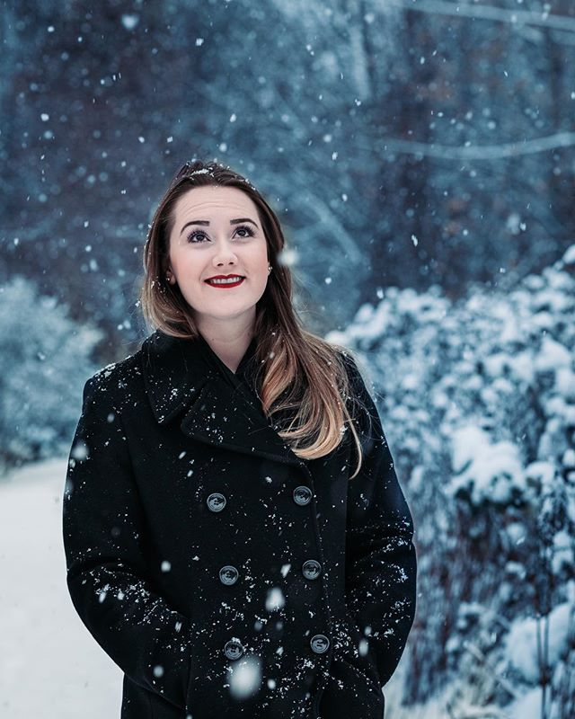 Throwback to winter 2 years ago! This was one block from our apartment in Washington and was a ton of fun shooting these as the whole landscape changed overnight. @pgrannphoto #throwbackthursday #pmwintergridchallenge #portraitmood #portrait_ig