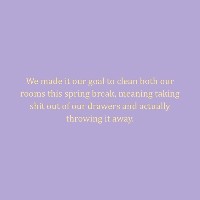 age 17   2008 re: spring cleaning. . . . . #diary #deardiary #diaries #journal #journaling #secret #secrets #spring #springbreak #springcleaning #motivation #springbreakgoals #2008 #age17 #goals #cleaning #bestlife #livingmybestlife #highschool #teenlife #teenymoons #🌙