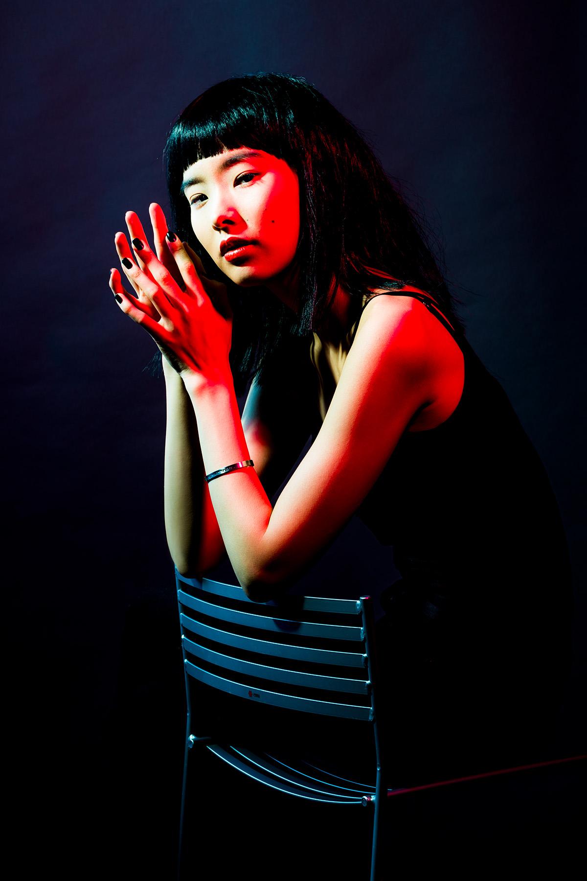 Photo: Franco Vogt  Model: Ayumi