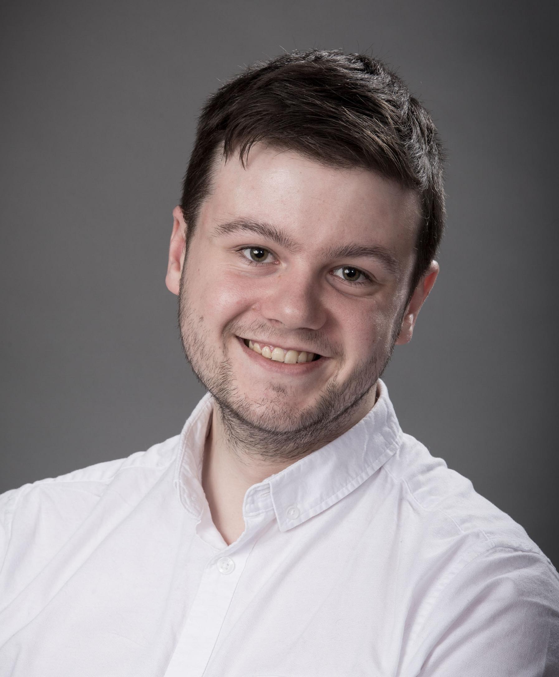Mr Martin Robinson    PhD Research Student