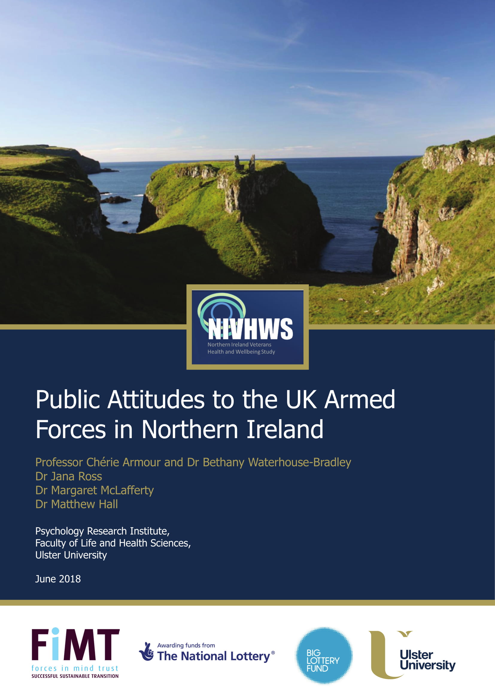 Public Attitudes Report Cover