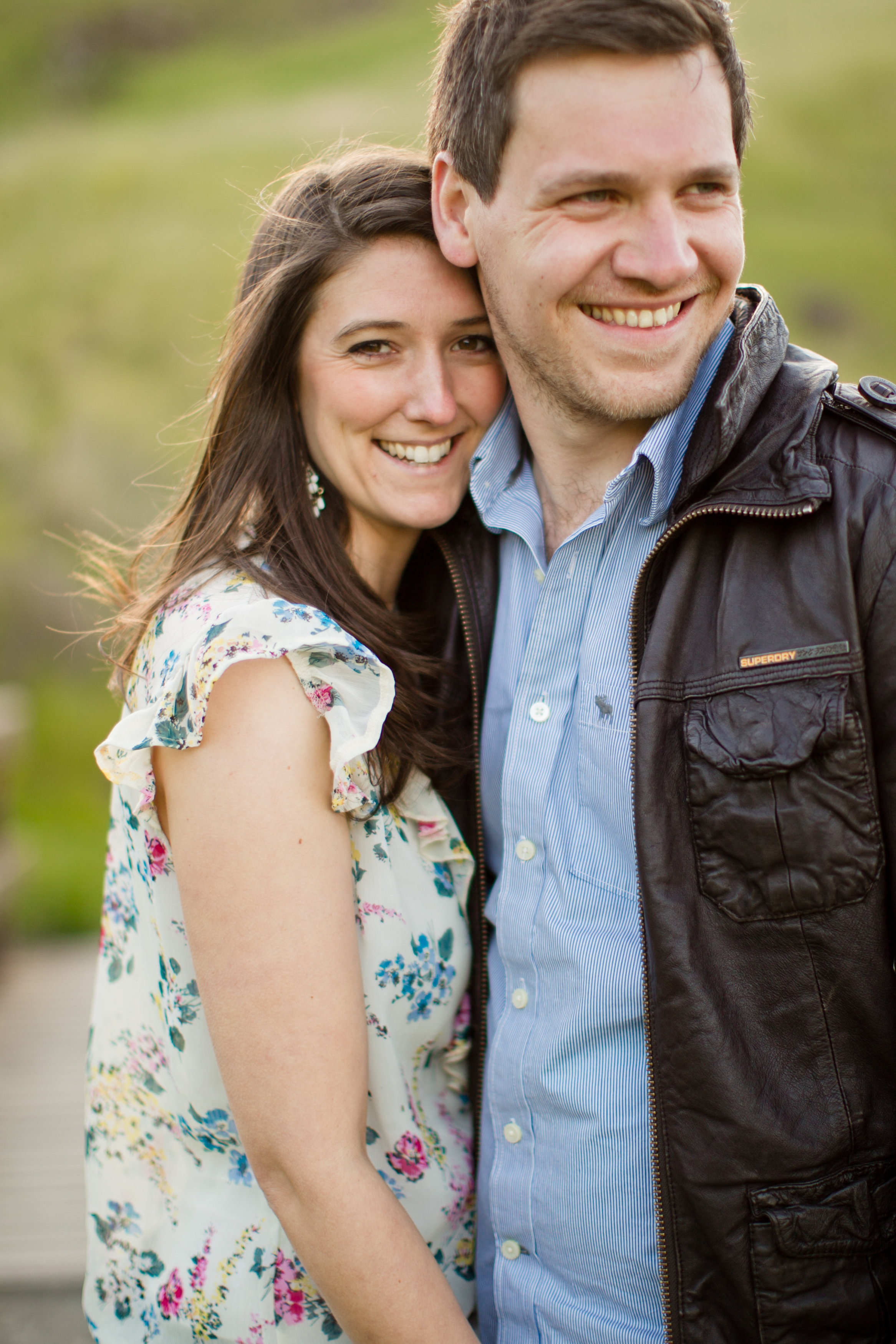 family portrait photographer dorset Tom & Lizzie Redman