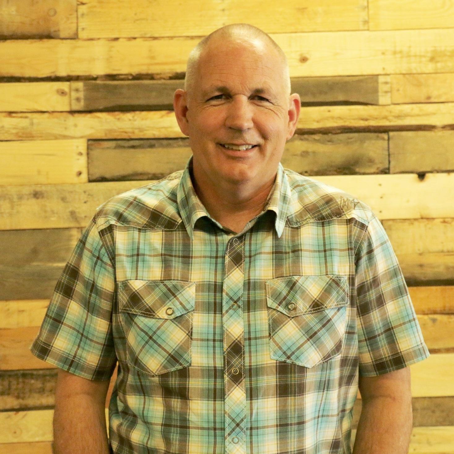 PJ Lewis - Lead Pastor/Elder