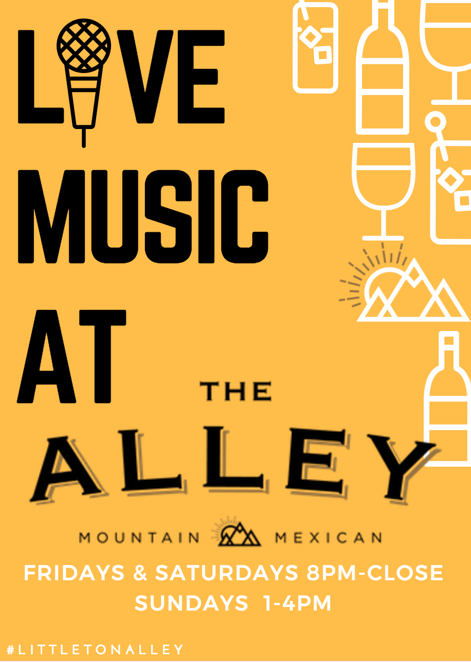 Weekend live music at The Alley