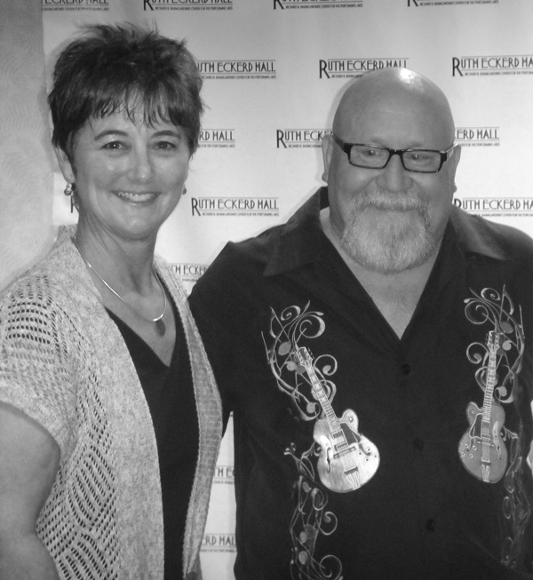 Susan and Greg Korabek