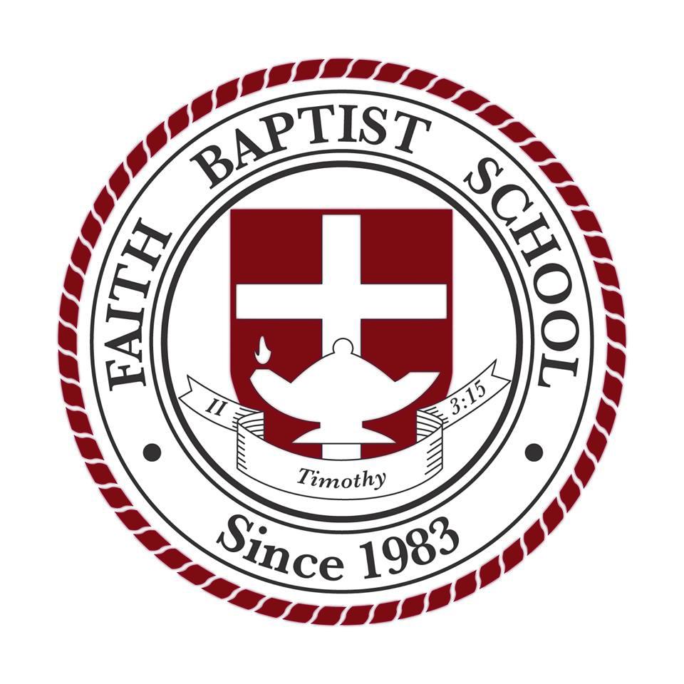 Faith Baptist School,  Salisbury, MD  Since 1983, Faith Baptist School in Salisbury, MD has offered a traditional, affordable, Christian education option to families of like faith and practice to Faith Baptist Church.