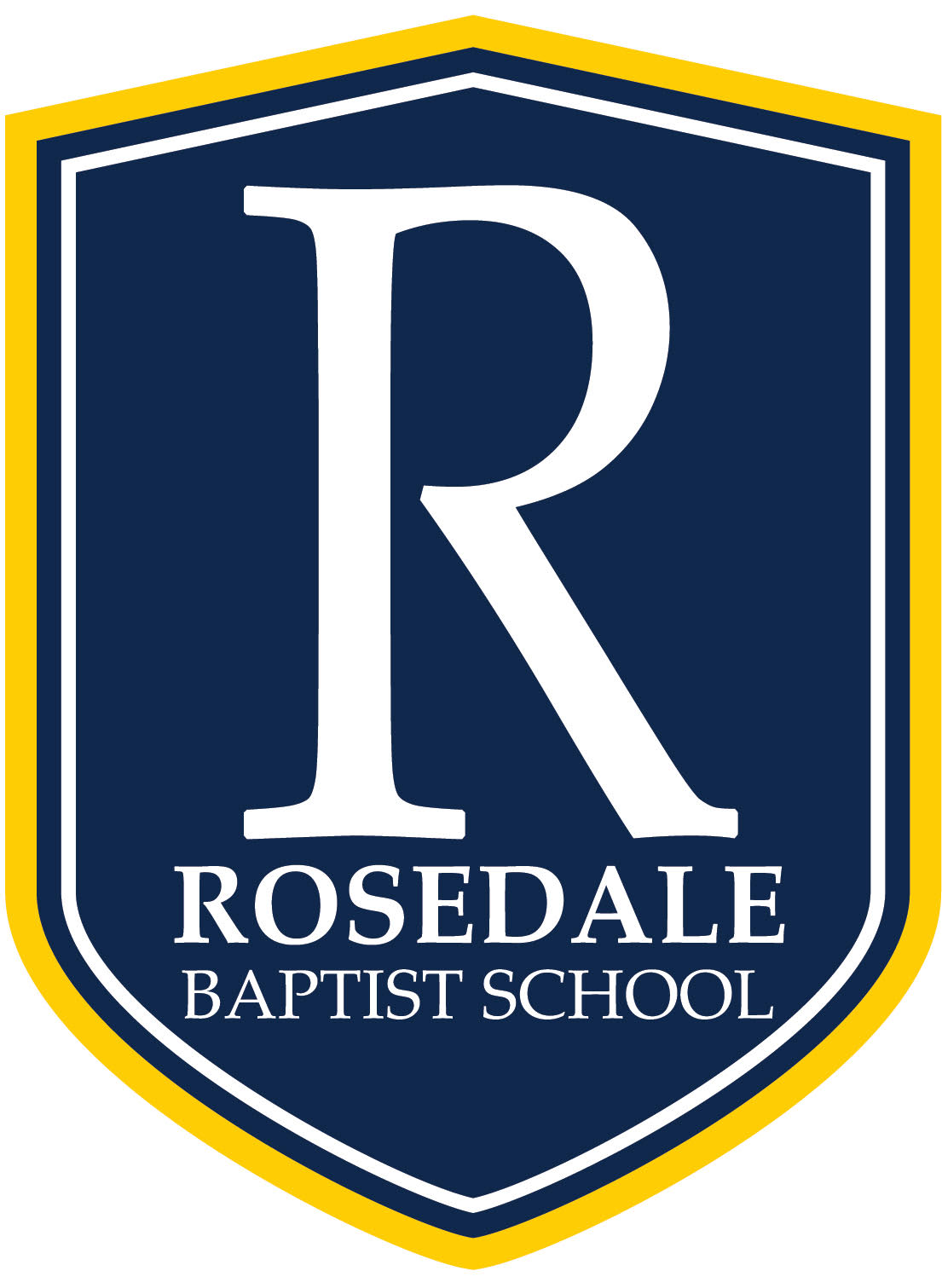 Rosedale Baptist School,  Baltimore, MD  The mission of Rosedale Baptist School is to partner with parents as we reach students for Christ; build them to their greatest potential in Him; and train them to serve the Lord and others