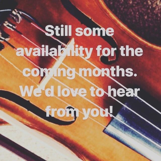 With the clocks changed and some Scottish sunshine to enjoy, we're looking forward to a busy year of ceilidhs all across the country. We still have some gaps tho, so if you or anyone you know is looking for a ceilidh band in the coming months, please get in touch #ceilidhband #scottishwedding #ceilidh