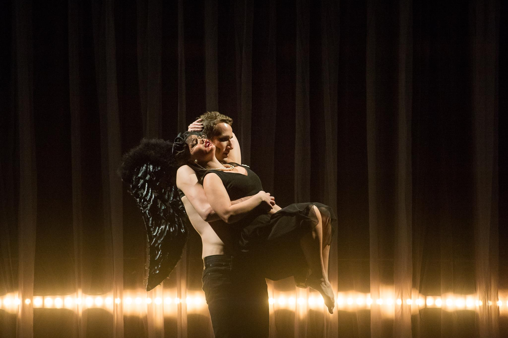 As the Herald in Alceste, at Manhattan School of Music