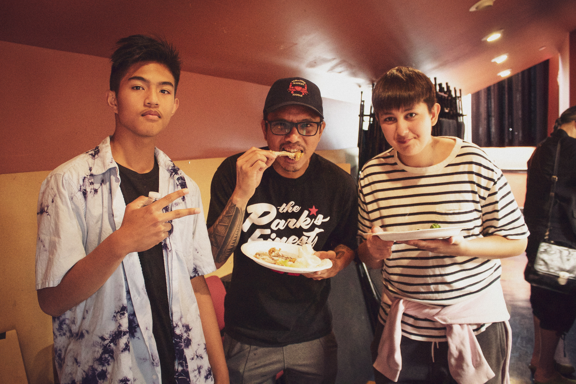 Ajani, Prometheus Brown, and GIO