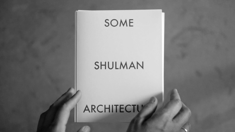 Some Shulman Architecture