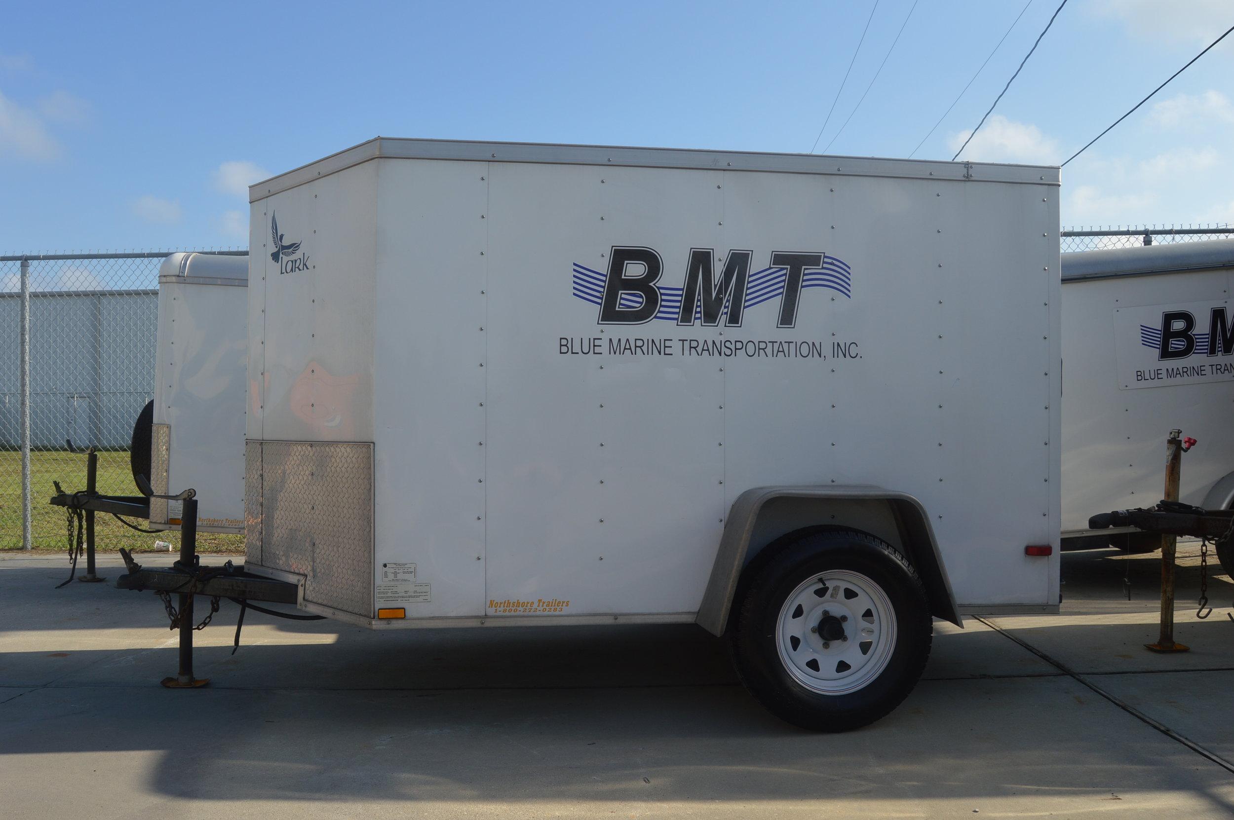 BMT-trailer