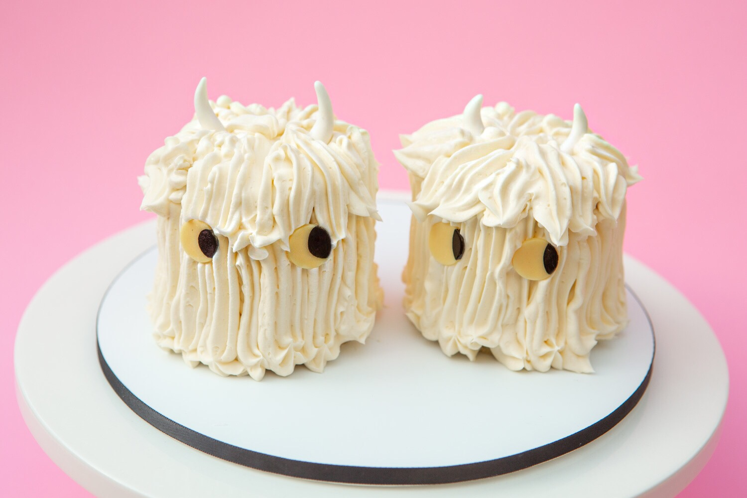 Where the Wild Things Are Mini Cakes