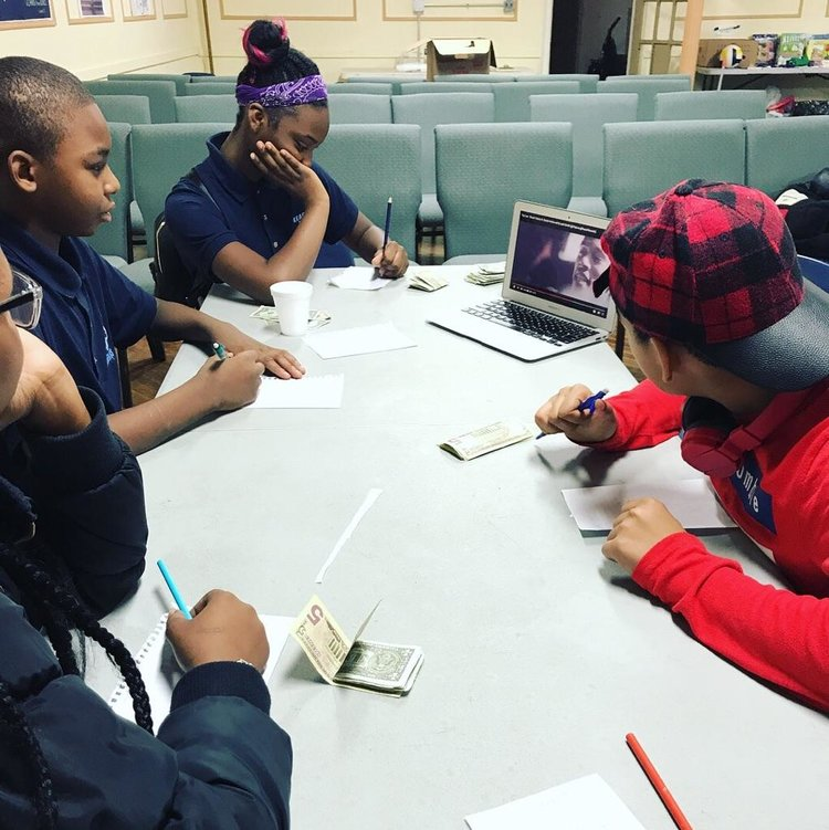 Middle School Tutoring