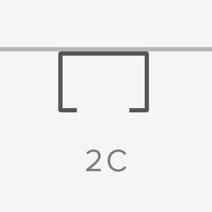 2 Circuit Rail  120V ou 277V  Spec  ►