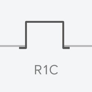 1 Circuit Rail Encastré  120V  Spec  ►