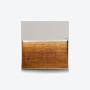 SKILL  Wood Carré 12.5W 400 lm  Spec  ►  IES/CAD  ►  Instructions  ►