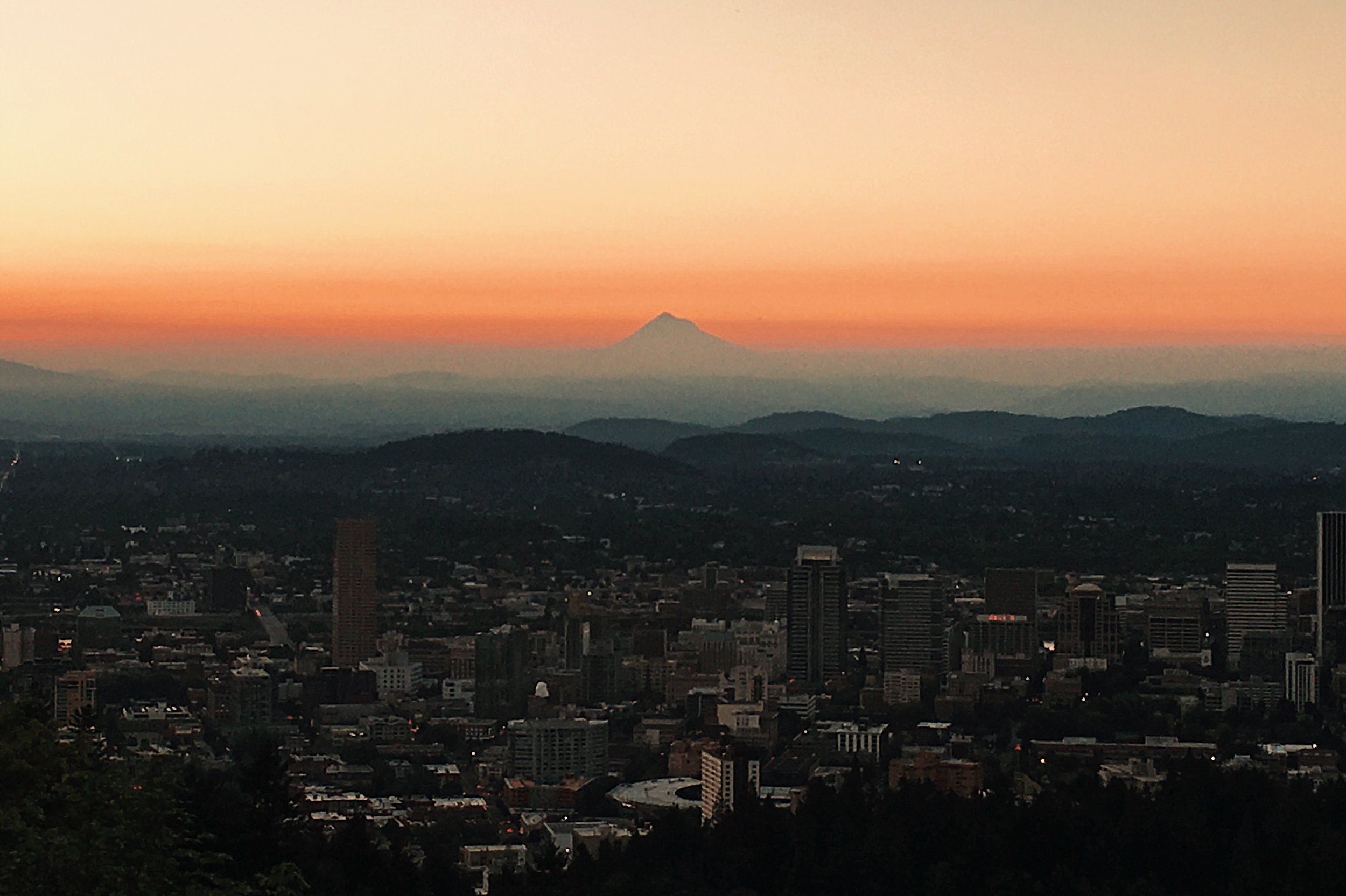 Pittock Mansion, OR