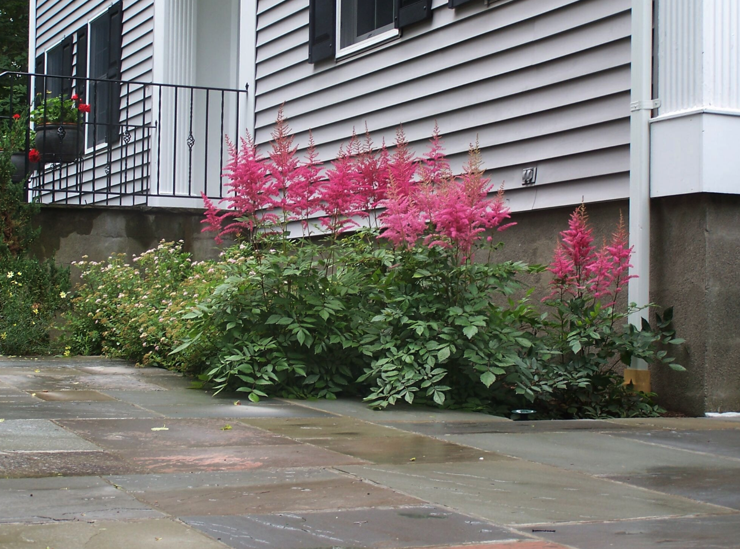 Copy of landscape design natural stone Westchester County, NY