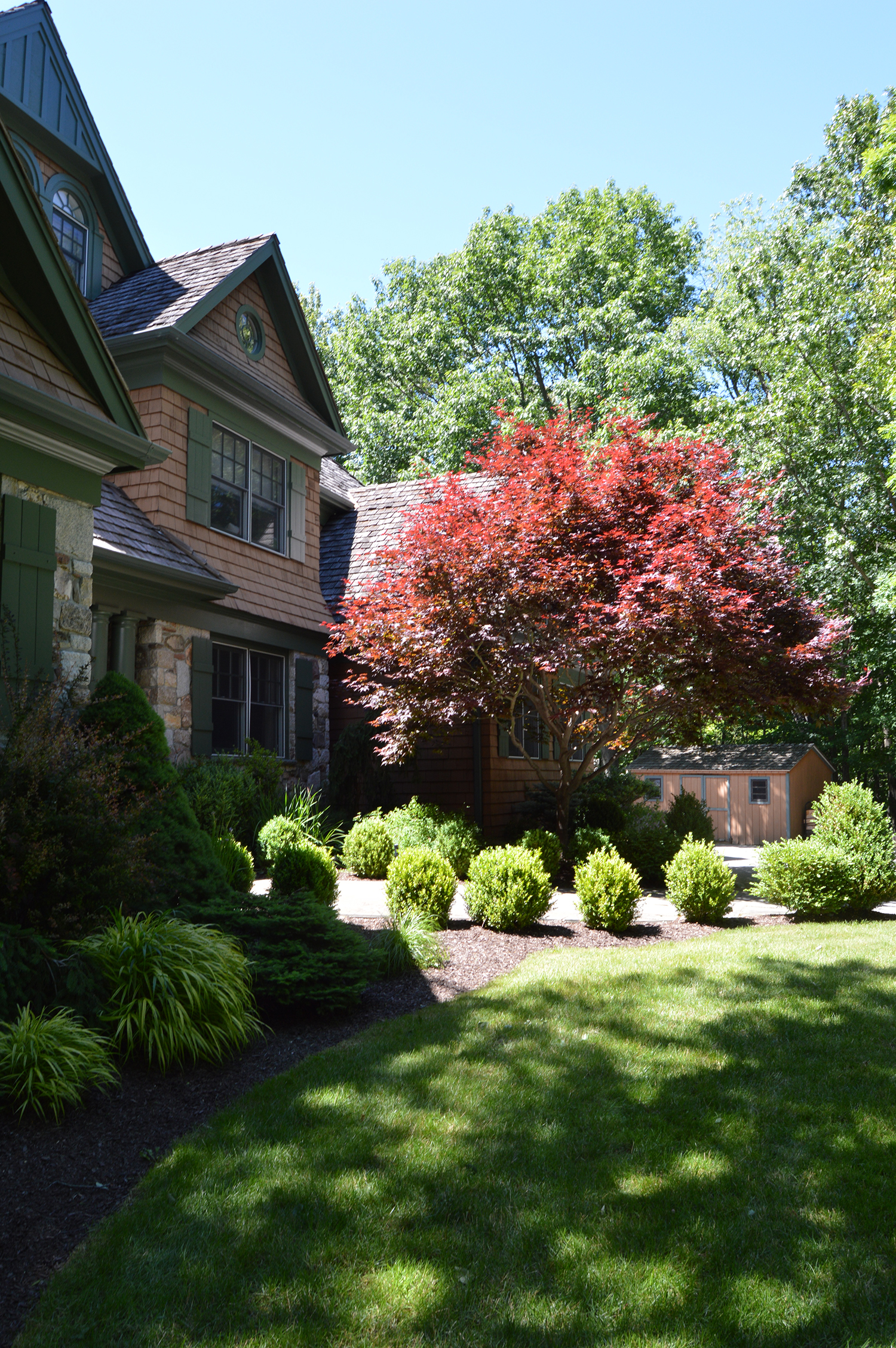 5 Top Yorktown Landscaping Projects for the New Year