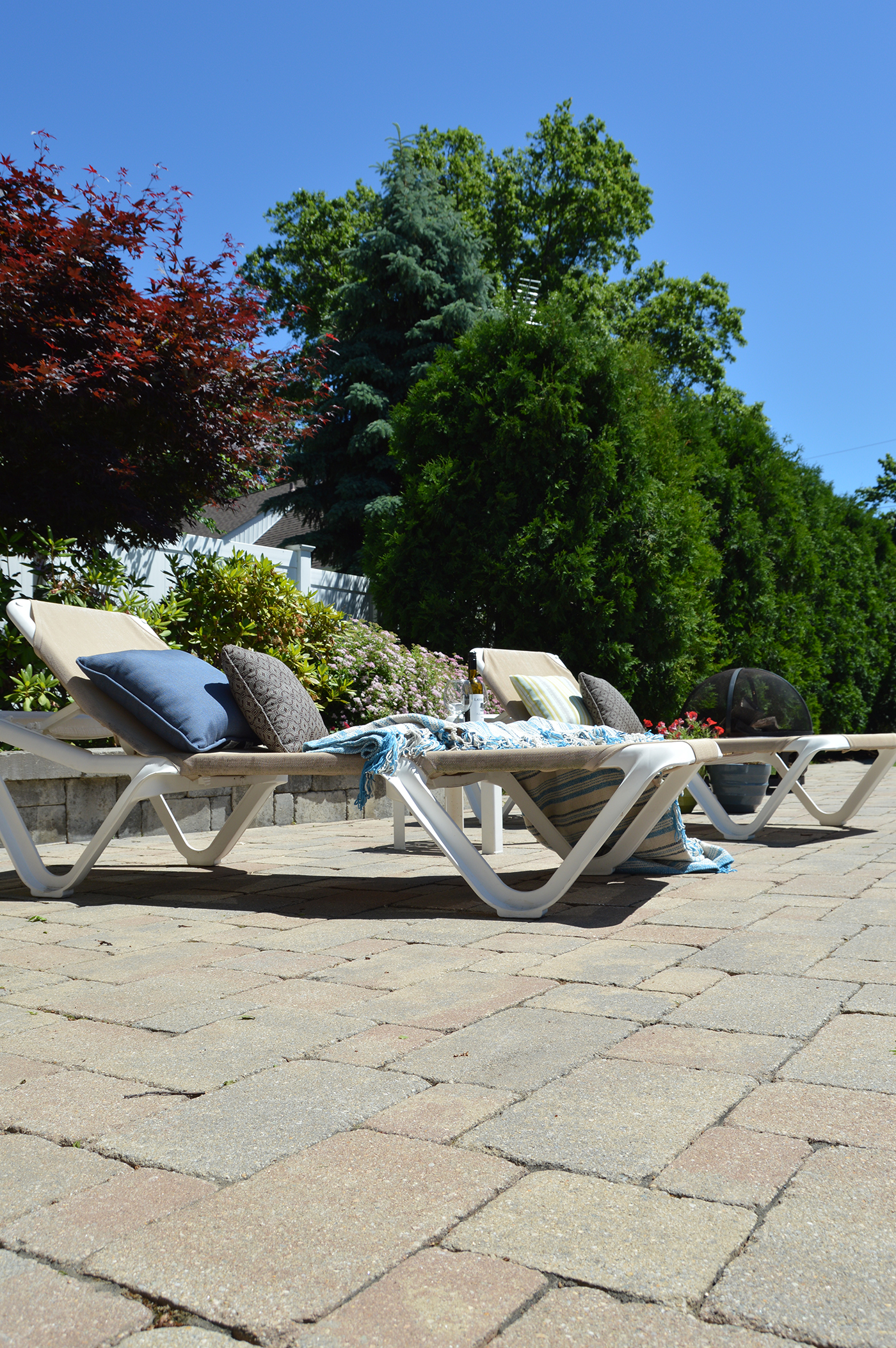 Choosing the Best Pavers for your Westchester County Patio & Outdoor Fireplace